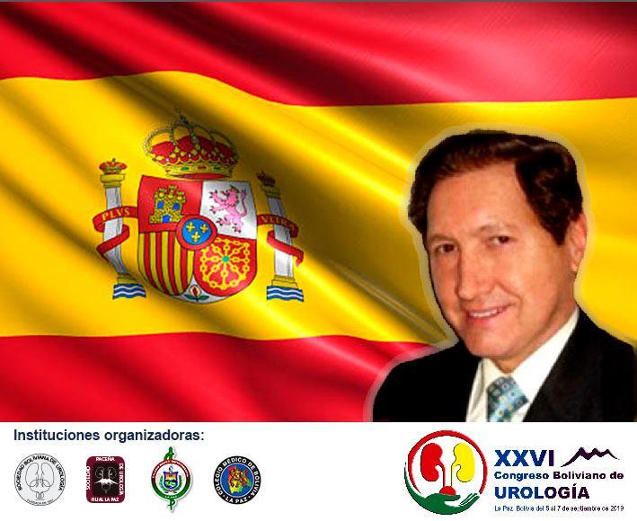 Profesor invitado: Dr. Humberto Villavicencio Mavrich