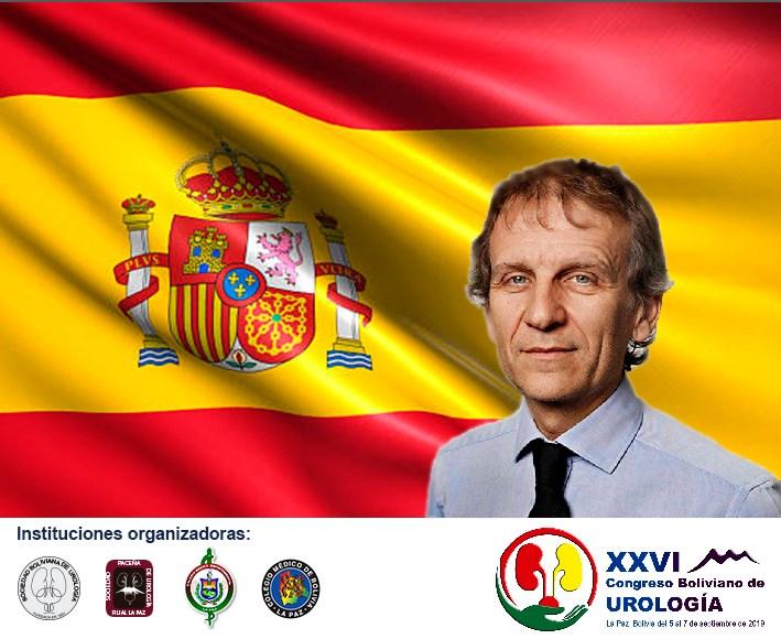 Profesor invitado: Dr. Antonio Alcaraz