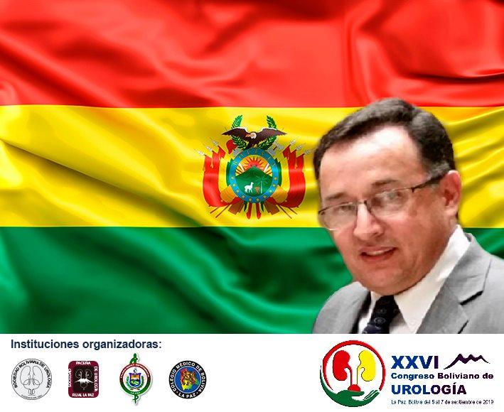 Profesor invitado: Dr. Marcelo Torrico