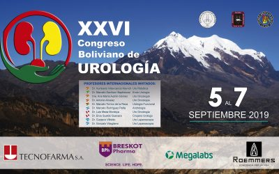 XXVI Congreso Boliviano de Urología